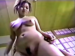 Traditional japanese girl video
