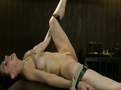 Yobt Movie:Bound annika has got laid