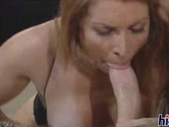 oral, milf, sucking, interracial