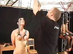 Xhamster - Black haired breasts b...