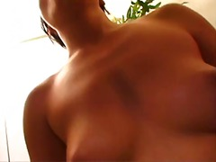 asian, interracial, handjob,