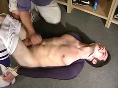 bondage, gay, domination, stroke