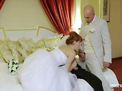 Thumb: Redhead married