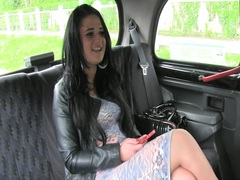 Voyeur Hit Movie:Fake Taxi Nicola