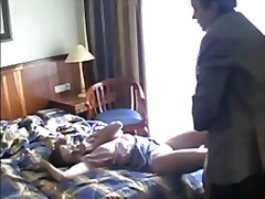 She's reluctant to fuc... video