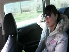 Voyeur Hit Movie:Fake Taxi Kristyna