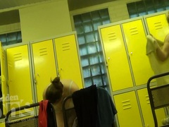Hidden Zone Locker room web camera 14