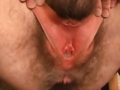 Amateur bizarre hairy ... video