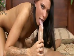 Dark haired babe juelz... video