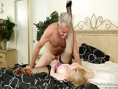 Pornoid Movie:Hot couple of old guys fucking...