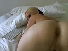 webcam, masturbation, babe, made, brunette, tits, big, home