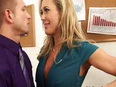 Tube8 Movie:Big tit secretary brandi love ...