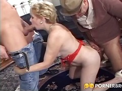 cowgirl, mature, doggy, 3some, hairy,