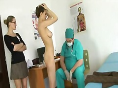 Embarassing gyno exam ... video