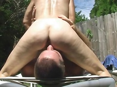 Private Home Clips Movie:Non-Professional pink twat dee...
