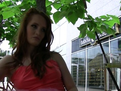 Private Home Clips Movie:PublicAgent Video. Gabrielle