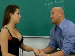 Schoolgirl slut gives ... video