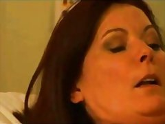 Hot mom sucks som...