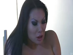 Pornoid Movie:Amazing asian mistress asa aki...