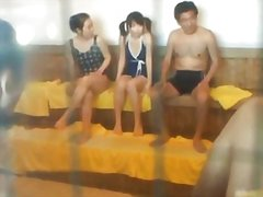 Redtube Movie:Asian babe is hot and bathing ...