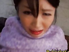 Cute japanese model su... video