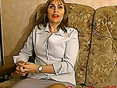 French mom gets anal f...