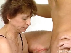 Stiff cock for mature ... preview