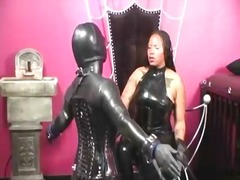 humiliation, mistress, punishment, lezdom, latex, girls, bondage, lesbos, slave, scene, lesbian