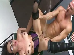 Sexy office lady cythe... video