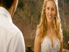 Maggie grace in hot bl... video