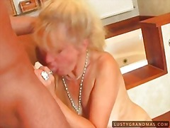 Redtube Movie:Tibor and grandma 2