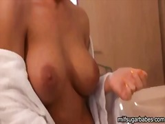 Nicole aniston gets ready to fuck