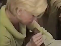 Wife fucked by fat bla...