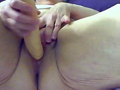 solo, made, webcam, mature, dildo