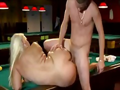 big cock, milf, blonde