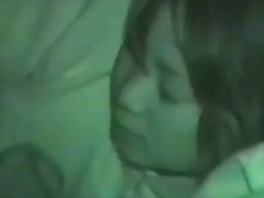Sun Porno Movie:Outdoor night car sex by infra...