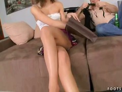 Sweetie appreciates er... video