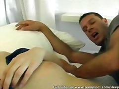 Girl gets fucked in sleep preview