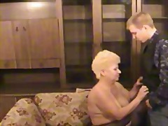 Russian grandma with a... video