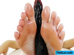 foot fetish, footjob, babe, massage, foot