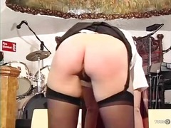 Best of british spanking 16 - scene 6