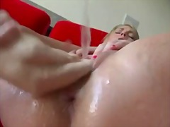 flower tucci,  butt, pornstar, booty, big ass, orgasm, squirting, dildo, curvy, toy, blonde, squirt,