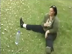 Bbw jogging does some ... video