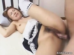 Japanes babe fucked dr... video
