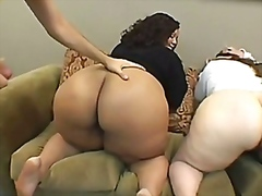 Mz Buttaworth & Victoria Secret BBW Threesome :)