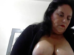 solo, masturbation, fat, mature