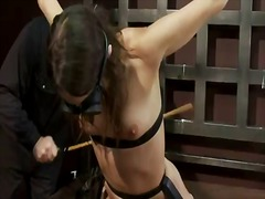 Yobt Movie:Adorable amber rayne has whipp...