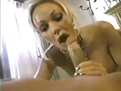 retro, cock, big, mom