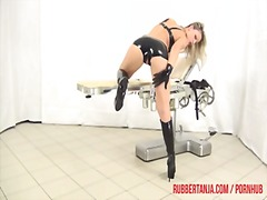 PornHub Movie:Rubber clinic, masturbation, a...