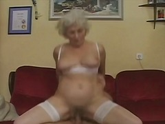 whore, boy, grandma, granny, stockings